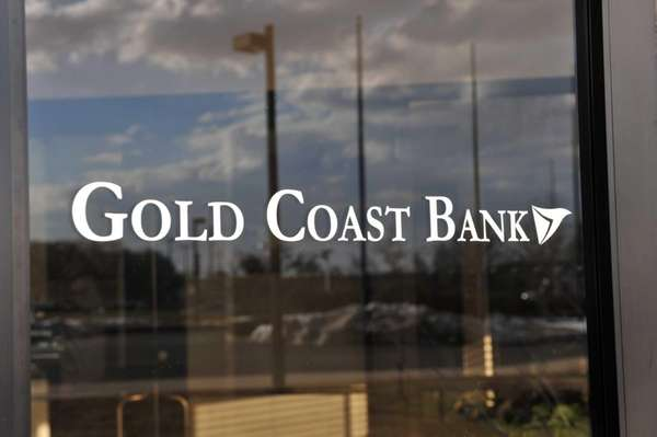 Gold Coast Bank reported a 20 percent rise