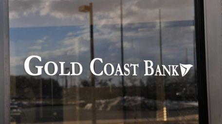 Gold Coast Bank reported a 20 percent rise