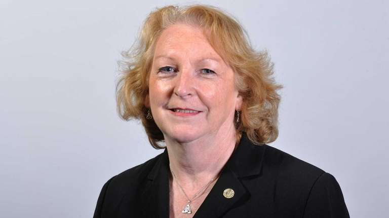 Kate Browning, Democratic incumbent candidate for Suffolk County