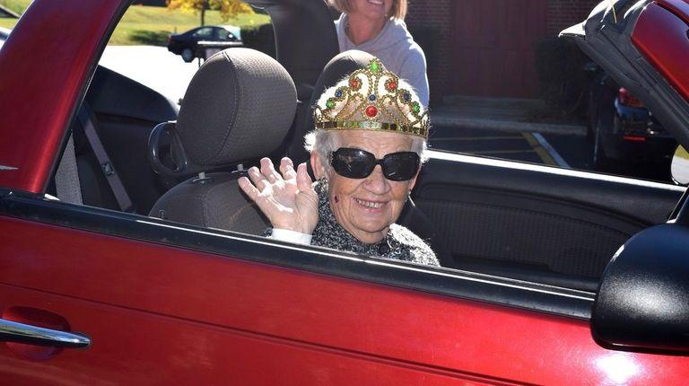 Mary Maminski, 88, of Glen Head, was the