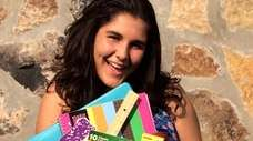 Ariana DeMattei, 14, a sophomore at Westhampton Beach
