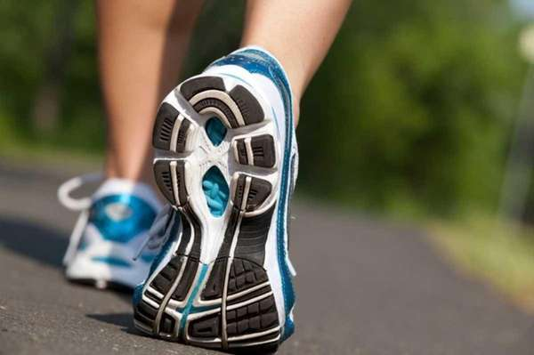 Changing your gait while running can protect your