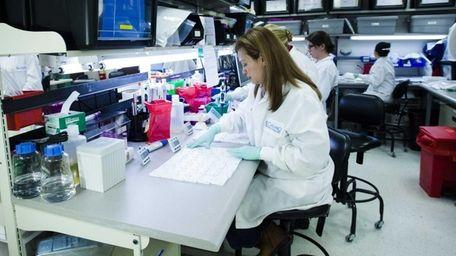 Chembio Diagnostics Inc. on Wednesday, Oct. 21, 2015,