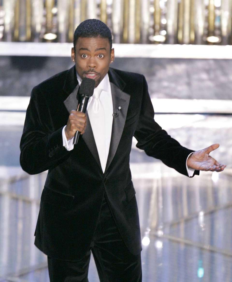 Chris Rock trashed both Hollywood and tradition when