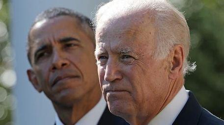 Vice President Joe Biden Wednesday announced that he