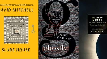 New releases from David Mitchell and Audrey Niffenegger,