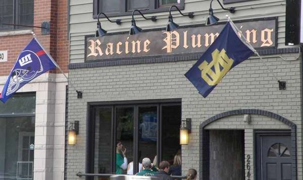 Racine Plumbing, a bar in Chicago, taken on
