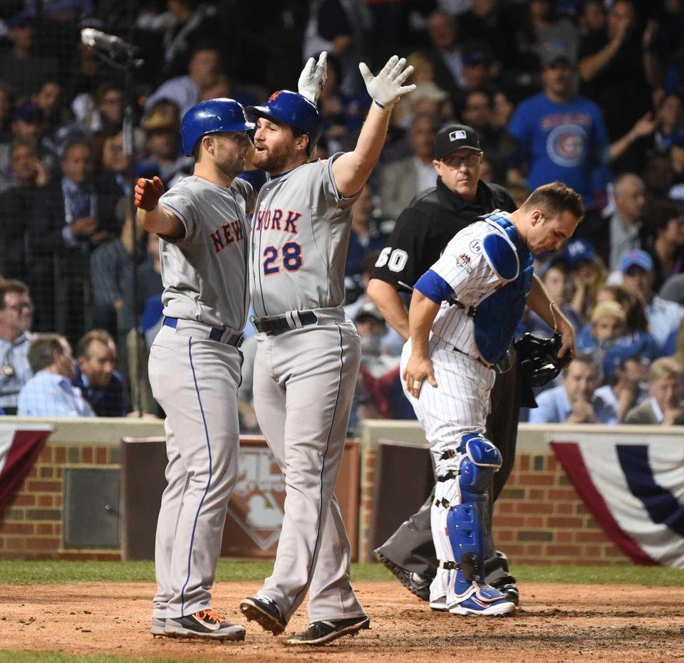 New York Mets third baseman David Wright (5)