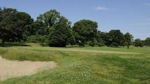 Poxabogue Golf Center in Sagaponack is pictured June