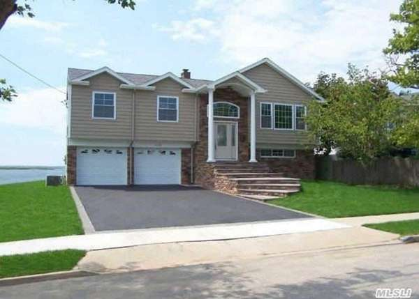 This house at 3134 Riverside Dr., Wantagh, is