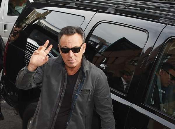 Bruce Springsteen is among those performing at the