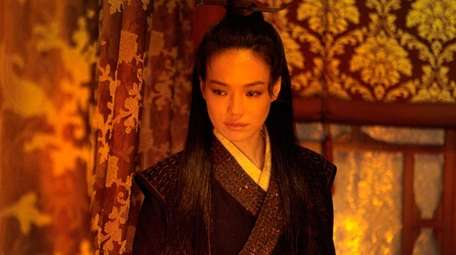 Qi Shu stars in