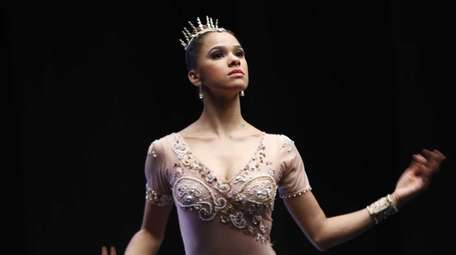 Misty Copeland in the documentary