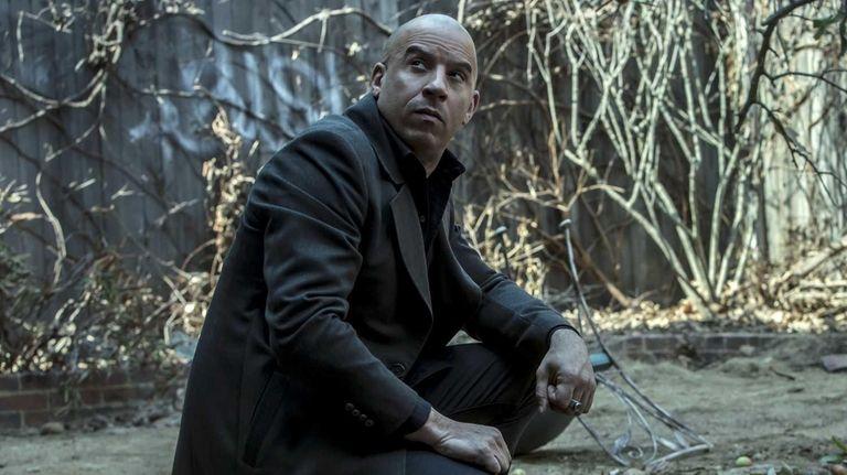 Vin Diesel stars as Kaulder in