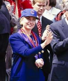 Hillary Cubs
