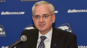 Jeffrey Hathaway, Vice President and Director of Hofstra