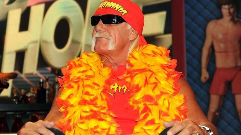 Hulk Hogan has taken celebrity endorsements a step