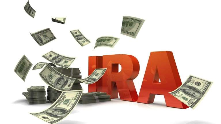 After age 70 1/2, the IRS mandates the
