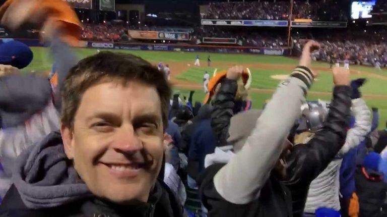 Long Island comedian and avid New York Mets