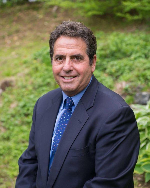 Newly elected Long Beach Democratic Chairman Rob Solomon