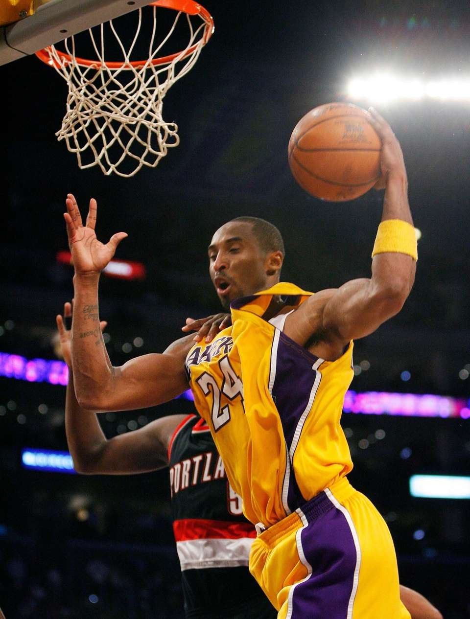 Kobe Bryant scored 50 or more points in