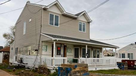 This home at 23 DeSoto Road in Amityville,