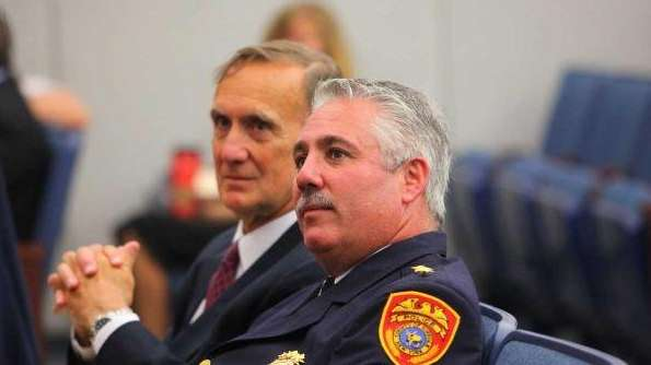 The controversy surrounding Suffolk Chief of Department James