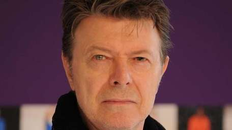 David Bowie attends the 2010 CFDA Fashion Awards