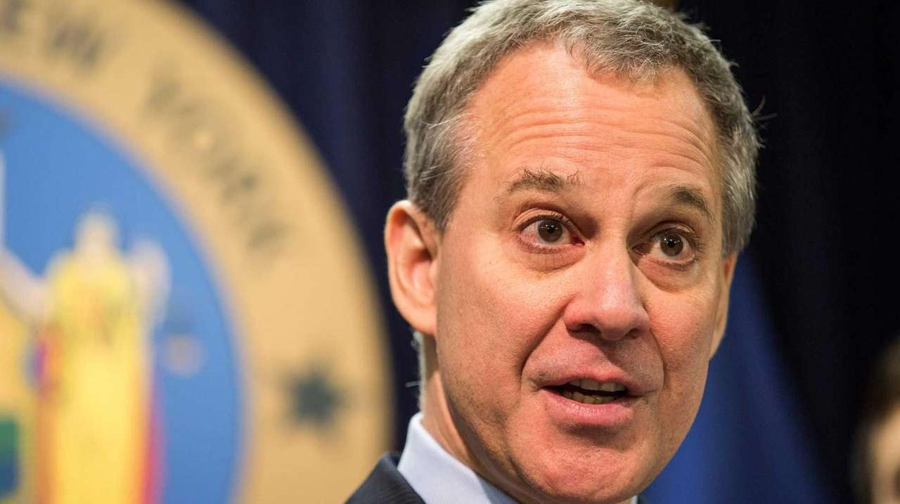New York State Attorney General Eric T. Schneiderman
