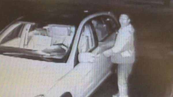 Residents say the thief broke into at least