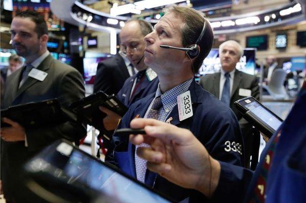 Stocks opened slightly lower on Tuesday, Oct. 27,