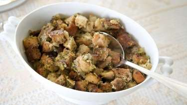 Creative stuffing recipes to try on Thanksgiving.
