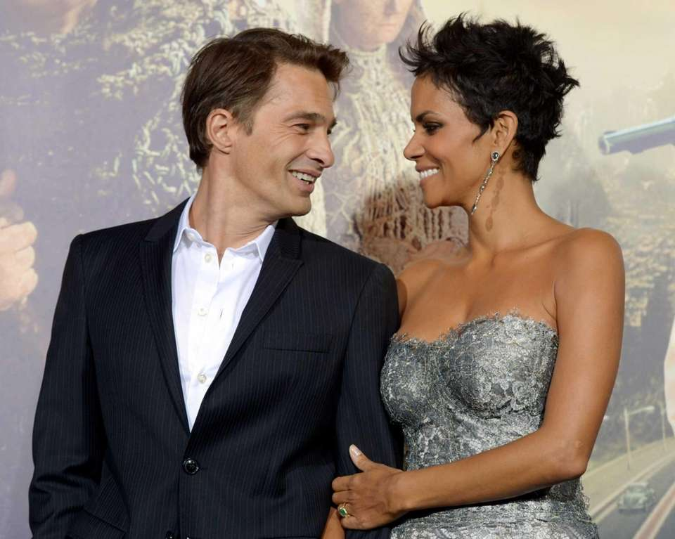 Halle Berry and Olivier Martinez announced they are