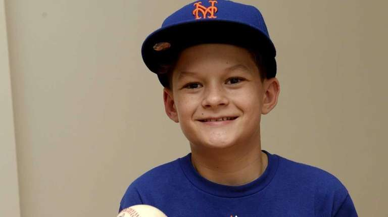 Will Smith, 11, will get his Daniel Murphy
