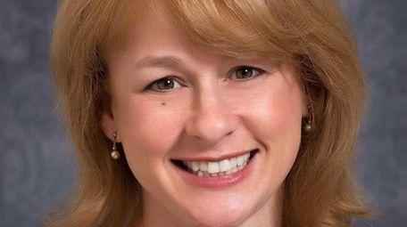 Debra Engelhardt of Wading River, director of the
