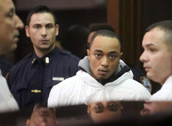 Tyrone Howard appears in Manhattan Criminal Court on