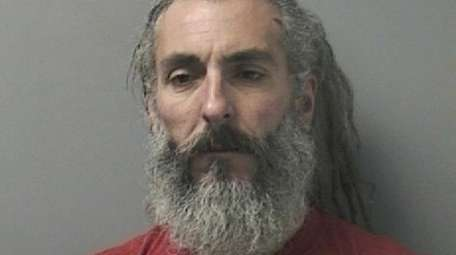 Robert Locascio, 47, of Malverne, was arrested for