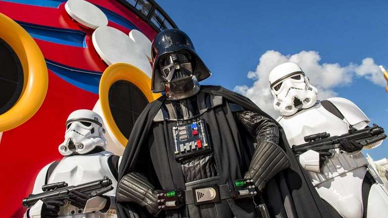 Disney Cruise Line is embracing the Force with