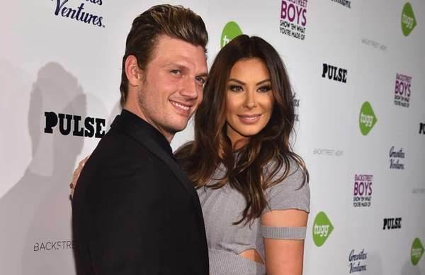 Nick Carter and wife, Lauren Kitt, are expecting