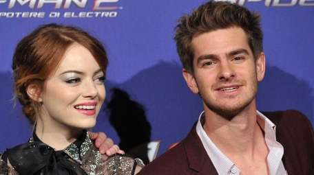 Emma Stone and Andrew Garfield have split after