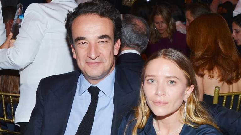 Image result for mary kate olsen and olivier sarkozy wedding