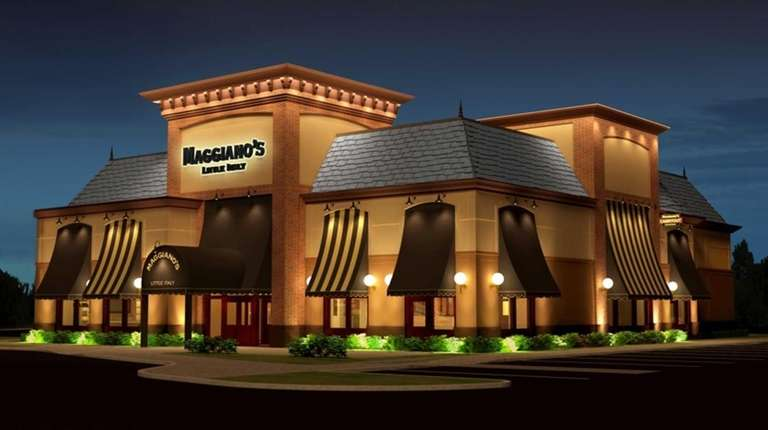 Maggiano's Little Italy is opening in Garden City