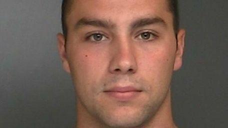 Justin Russo, 24, of Farmingville, a special education