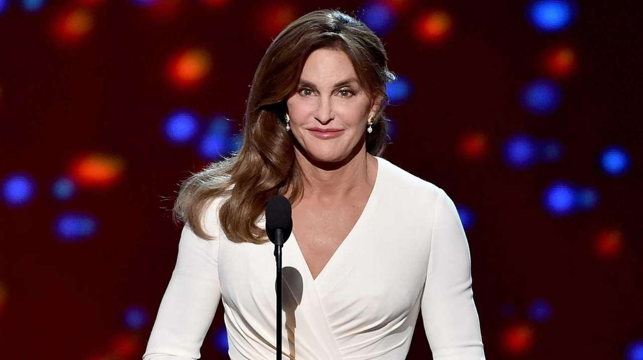 Caitlyn Jenner has been named one of Glamour
