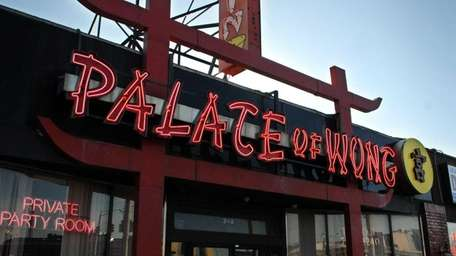 Palace of Wong in Rockville Centre.