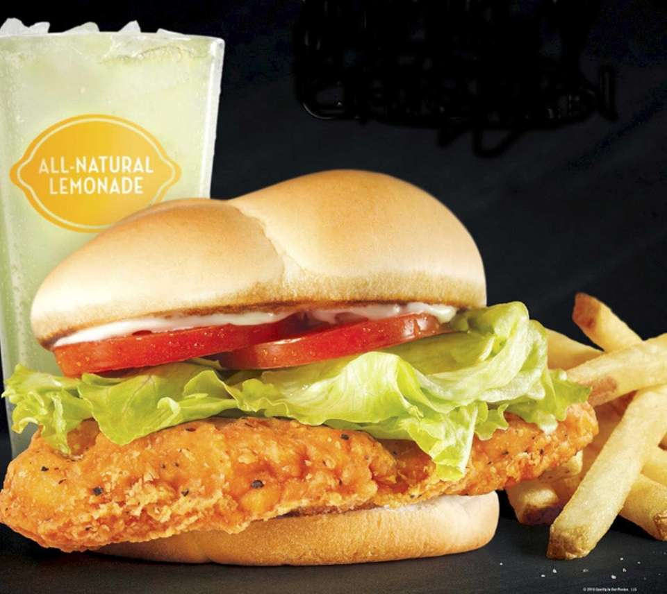Wendy's Spicy Chicken Sandwich is a reliable choice