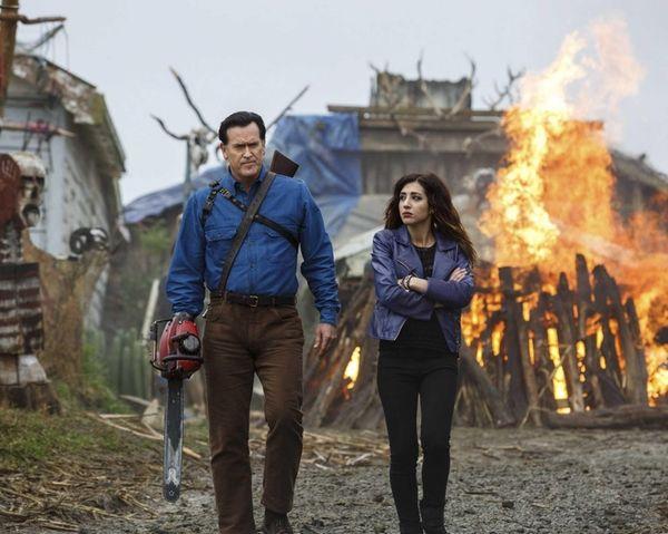 """Ash vs Evil Dead"" premieres Saturday, Oct. 31"