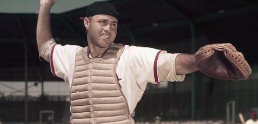 Former MLB catcher and broadcaster Joe Garagiola Sr.