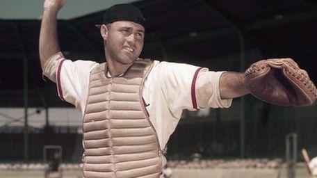 Former MLB catcher and broadcaster Joe Garagiola Sr.