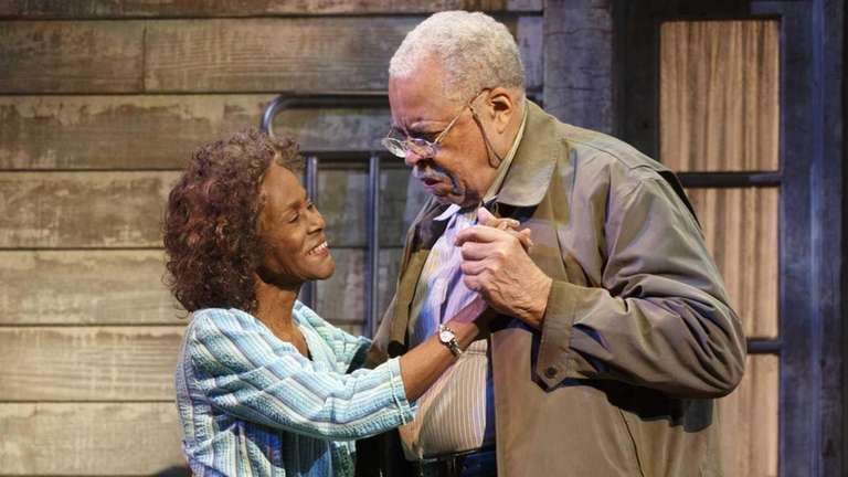 Cicely Tyson stars opposite James Earl Jones in